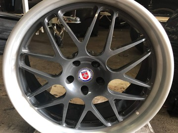 Selling: HRE Genuine Wheels