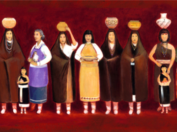 Selling: Women of the 19 Pueblos