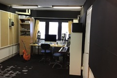 Renting out: Music studio 24/7