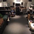 Renting out: Studiotila/treenitila muusikolle Pohjois-Haagasta.