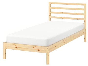 Myydään: IKEA TARVA single bad(frame+base+mattress)