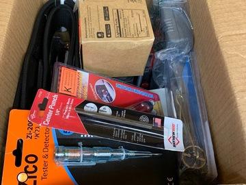 Buy Now: Liquidation lot retail value $1,164 tools general merchandise