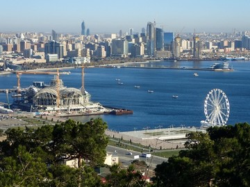 Offering with online payment: Baku City Tour
