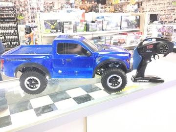 Selling: Traxxas Slash 2WD Ford Raptor with TQ Radio System