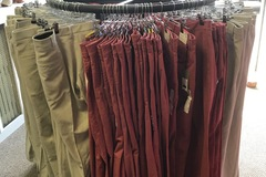 Buy Now: BULK LOT GOODFELLOW & CO PANTS + HAGGAR SLACKS RETAIL $3,400.00