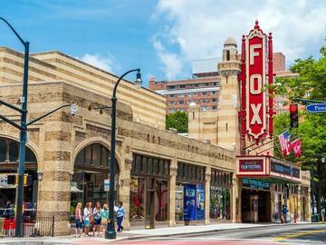 Daily Rentals: Atlanta GA, Safe Convenient Midtown Parking close to Fox Theater