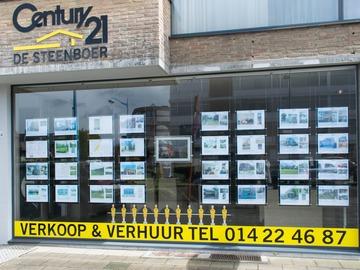 .: Century 21 De Steenboer - Vastgoedmakelaar - Zandhoven