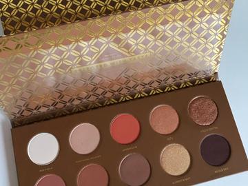 Venta: Paleta de sombras Caramel Melange (Zoeva)