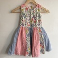 Selling with online payment: Mantaray summer dress, age 4-5 Yrs