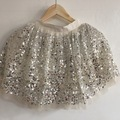 Selling with online payment: Next sequinned skirt, age 5-6 Yrs