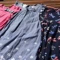 Selling with online payment: 3 summer dresses, age 2-3 Yrs