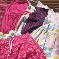 Selling with online payment: Summer dress bundle, age 6-7 Yrs