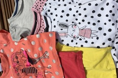 Selling with online payment: T's and Tops bundle, age 2-3 Yrs