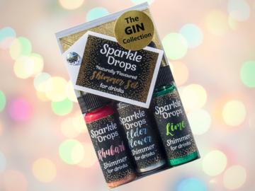 Artisan Products: Gin Drops Gift Set