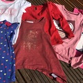 Selling with online payment: Tops bundle age 4-5