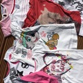 Selling with online payment: T's and tops, age 6-7 Yrs