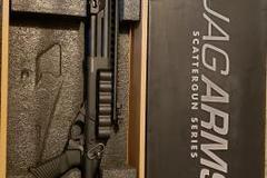 Selling: JAG Arms Gas Scattergun Airsoft Shotgun