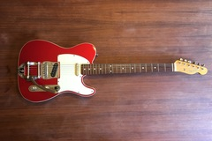 Renting out: Fender Telecaster '62 Reissue with Bigsby