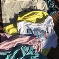 Selling with online payment: Girls top bundle, age 6-7 Yrs