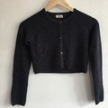 Selling with online payment: Sparkly cardigan, age 9-10 Yrs