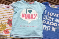 Selling with online payment: Next T's, age 2-3 Yrs
