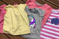 Selling with online payment: Summer T's, age 3-4 Yrs