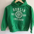 Selling with online payment: Dublin Hoodie, age 9-10 Yrs