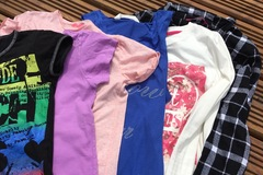 Selling with online payment: Tops, age 10-12 Yrs
