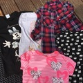 Selling with online payment: Tops and dress, age 10-12 Yrs