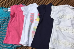 Selling with online payment: T's, age 5-6 Yrs
