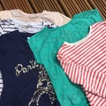 Selling with online payment: T's, age 8-9 Yrs