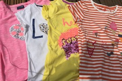 Selling with online payment: Next T's, age 7-8 Yrs