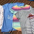 Selling with online payment: Gap Benetton M&S tops, age 6-7 Yrs