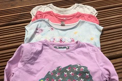 Selling with online payment: Tops, age 7 Yrs