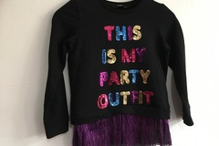 Selling with online payment: Party Top! age 7-8 Yrs
