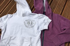 Selling with online payment: Hoodies, age 7-8 Yrs