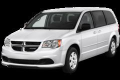 Rent a Vehicle: Dodge Minivan