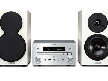 Myydään: Yamaha MCR-750 HiFi Bluray system