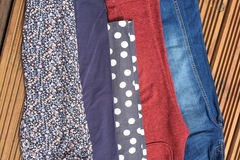 Selling with online payment: Trousers and leggings, age 7-8 Yrs