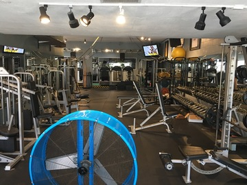 List a Space: personal training facility