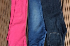 Selling with online payment: 3 x jeans, age 5-6 Yrs