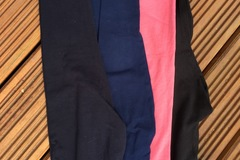 Selling with online payment: 4 x leggings, age 5-6 Yrs