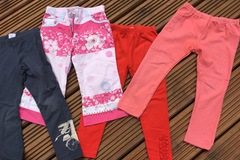 Selling with online payment: Joules summer trousers and leggings, age 4-5 Yrs
