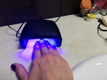 Venta: Lámpara led/uv SENSATIONAIL