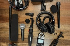 Renting out: [24hrs non-member] Audio Kit : Podcasting|Journalism
