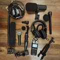 Renting out: (Member, 24hr) Audio Kit : Podcasting, Radio & Journalism