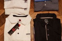 Buy Now: Lacoste, Nike, Oakley, and More Polo Style Golf Shirts
