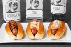 Online Listing: BOOZY Hot Dog Assorted Pack - 15 lbs.