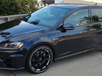 Selling: ABT Sportline DR Wheels (Mystic Black) 20x9 5x112 et40