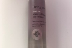 Venta: Living Proof restore smooth blowout concentrate